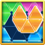 Block Puzzle Triangle Tangram icon