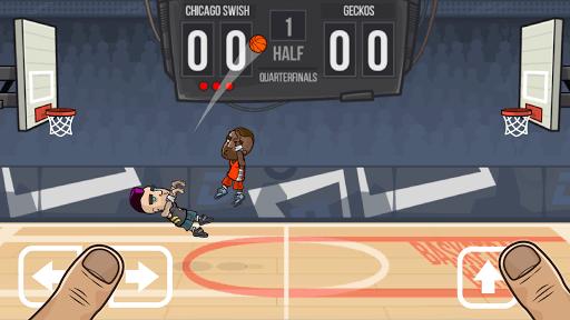 Basketball Battle APK screenshot 1