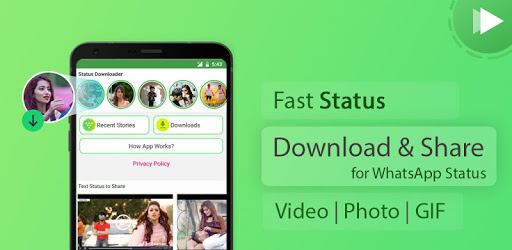 Status Downloader for Whatsapp pc screenshot