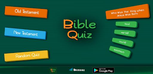 Bible Quiz pc screenshot
