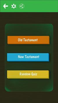 Bible Quiz APK screenshot 1