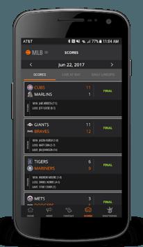 DK Live - Sports Play by Play APK screenshot 1