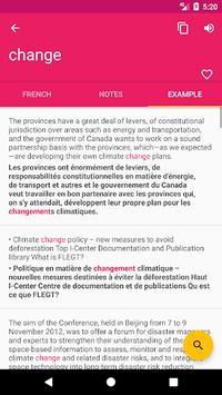French English Offline Dictionary & Translator APK screenshot 1