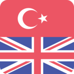 Turkish English Offline Dictionary & Translator APK icon