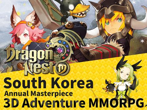 Dragon Nest M APK screenshot 1