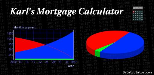 Karl's Mortgage Calculator pc screenshot