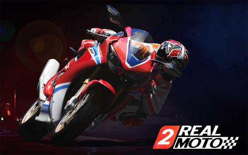 Real Moto 2 APK screenshot 1