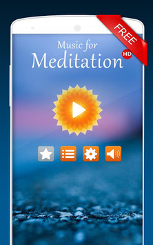 Music for Meditation APK screenshot 1