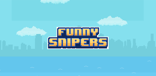 Funny Snipers - 2 Player Games pc screenshot