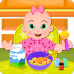Baby Emily Care Day icon