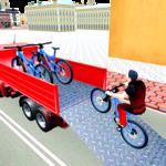 BMX Bicycle Transport Truck Simulator icon