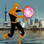 Flying Grand Superhero: Revenge Battle icon