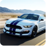 The Real Drift Mustang Car Game 3D icon