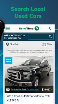 DriveTime Used Cars for Sale APK screenshot 1
