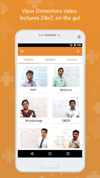 Drmentors Video Lectures APK screenshot 1