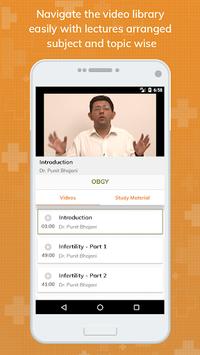 Drmentors Video Lectures APK screenshot 1