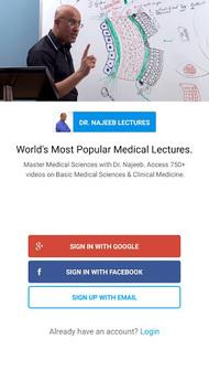 Dr. Najeeb Lectures APK screenshot 1