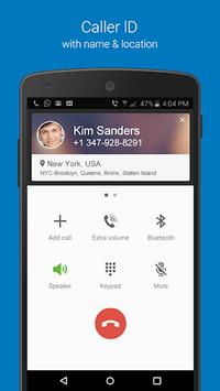 Caller ID & Number Locator APK screenshot 1