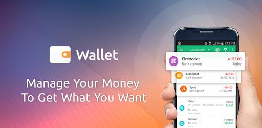 Wallet - Finance Tracker and Budget Planner pc screenshot