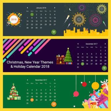 Calendar 2019 - Diary, Holidays and Reminders APK screenshot 1