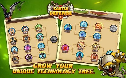 Castle Defense 2 APK screenshot 1
