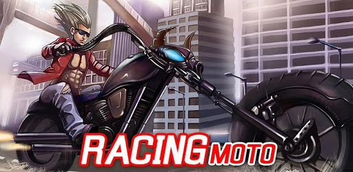 Racing Moto pc screenshot