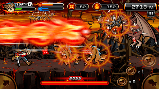 Devil Ninja 2 APK screenshot 1