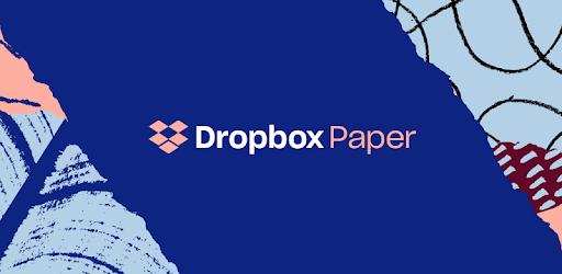 Dropbox Paper pc screenshot
