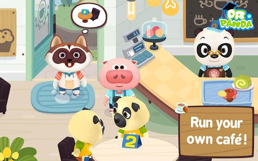 Dr. Panda Café Freemium APK screenshot 1