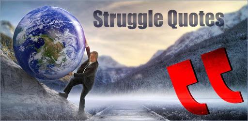 Struggle & Hard Work Quotes pc screenshot