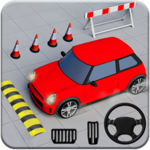 Car parking games 3d 2018: new parking games icon