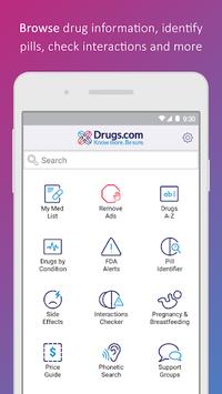 Drugs.com Medication Guide APK screenshot 1