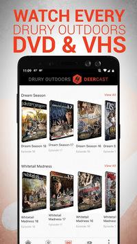 DeerCast APK screenshot 1