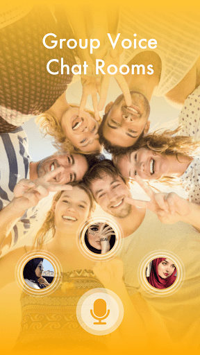 Ume-Free Voice Chat Rooms APK screenshot 1