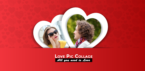 Love Collage : Photo Editor , Pic collage maker pc screenshot