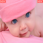 Cute Babies Wallpapers icon