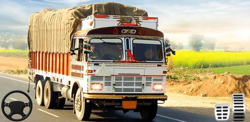 Indian truck driver cargo city 2018 pc screenshot