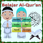 Learning Basic of Al-Qur'an icon