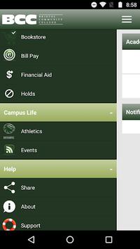 BCC Mobile App APK screenshot 1