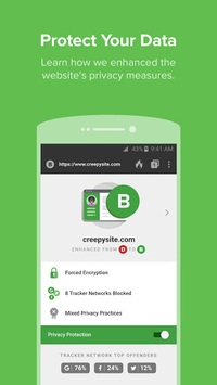 DuckDuckGo Privacy Browser APK screenshot 1