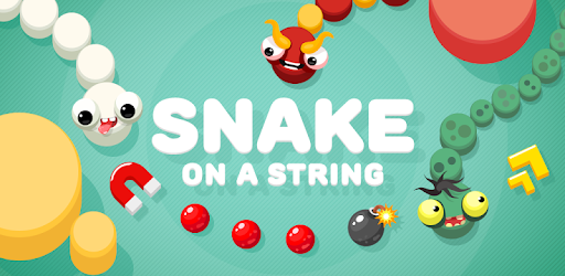 Snake on a String pc screenshot