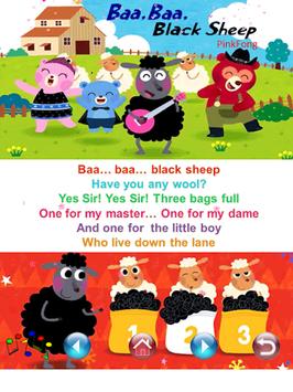 Kids Songs - Best Nursery Rhymes Free App APK screenshot 1