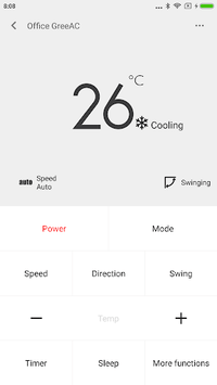 Mi Remote controller - for TV, STB, AC and more APK screenshot 1