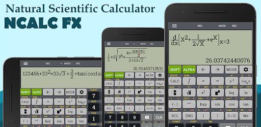 School scientific calculator 500 es plus 500 ms pc screenshot