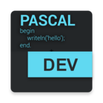 Pascal N-IDE - Editor And Compiler - Programming icon