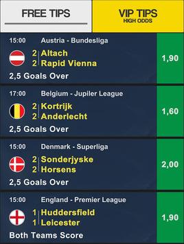 Betting Tips APK screenshot 1