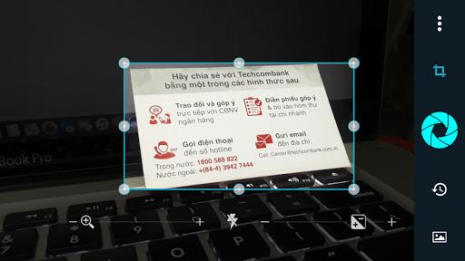 Smart Lens - OCR Text Scanner, QR code reader APK screenshot 1