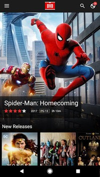 DVD Netflix APK screenshot 1