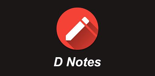 D Notes - Smart & Material - Notes, Lists & Photos pc screenshot