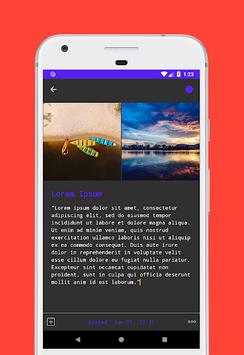 D Notes - Smart & Material - Notes, Lists & Photos APK screenshot 1